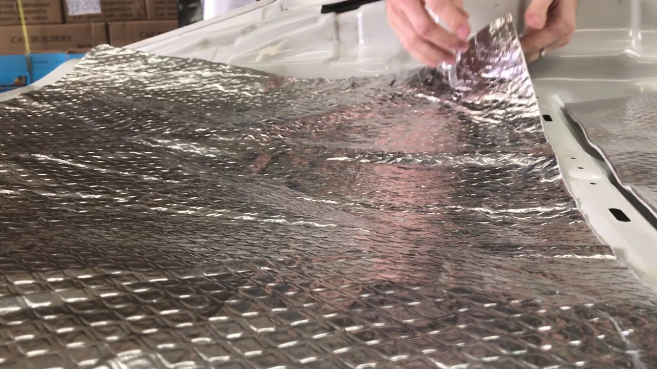 Which heat shield is best? Stop engine heat at the source