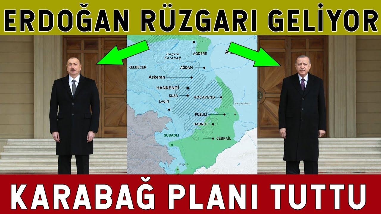 Erdoğan Karabağ'da Fırtına Kopardı! Türkler Fena Geliyor!