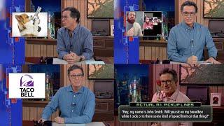 Stephen Colbert's Best Of Quarantine-while