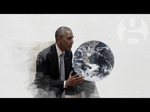Barack Obama's complicated legacy on climate change | Guardian animations