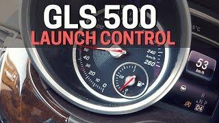 2017 Mercedes-Benz GLS 500 SUV | 0-100 km/h Acceleration (60FPS) HD