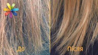 МАСКА ИЗ АЛОЭ от секущихся кончиков волос – Все буде добре. Выпуск 991 от 29.03.17