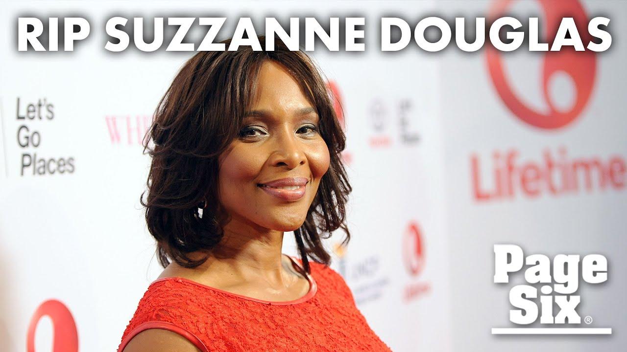 Suzzanne Douglas dead at 64