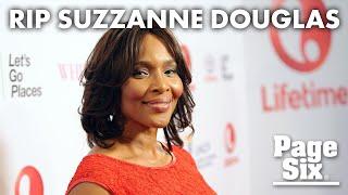 Suzzanne Douglas, veteran star of stage and screen, dead at 64