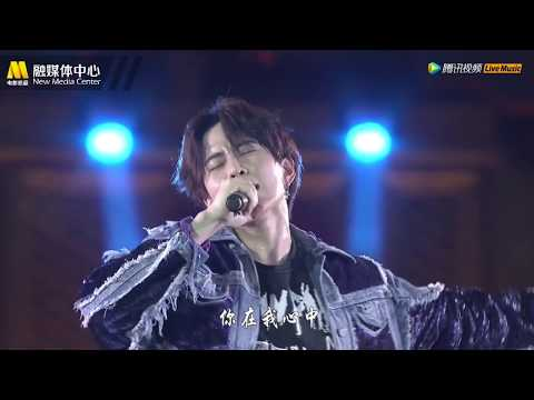 Mike Angelo - Speechless (Chinese Version) LIVE Show @ Jackie Chan Action Movie Week