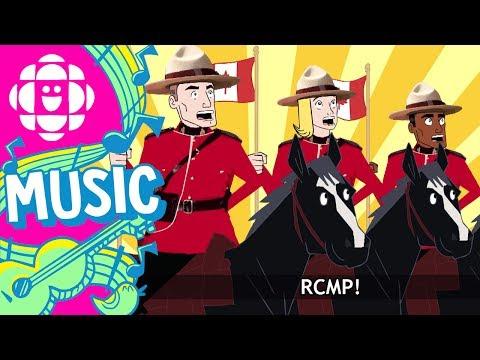 CANAdooDAday | The Mounties | CBC Kids