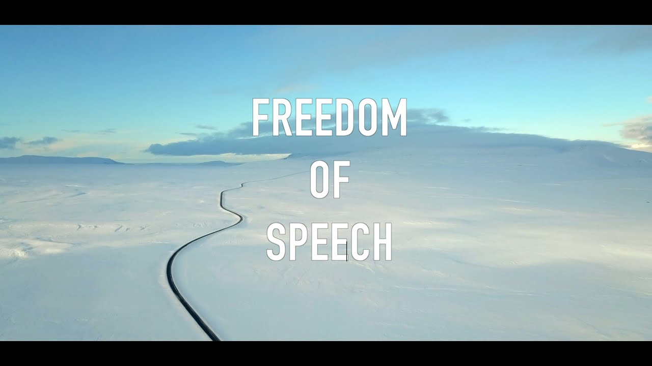 FREEDOM OF SPEECH - Jordan Peterson - The Mirror Project