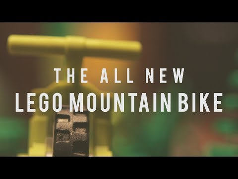 The all new LEGO mountain bike is here! - MBR