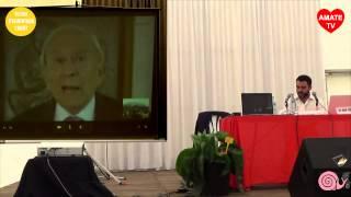 Dr  Ángel Escudero - Noesiterapia, control mental del dolor -VII Feria Slow Food 05-10-14 AmateTV YouTube Videos