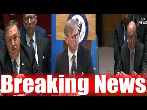 World Leaders DENOUNCE U.S. on IRAN