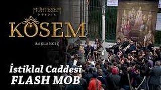 флешмоб - в честь сериала - Кесем султан