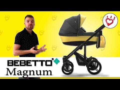 Bebetto Magnum универсальная коляска 2 в 1 - видео обзор Бебетто Магнум