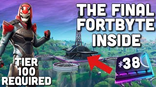 The Last Fortbyte | Fortbyte 38 Location | Vendetta Skin Required | Fortnite