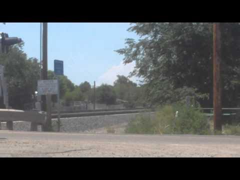 NMRX 703 through Bernalillo, New Mexico