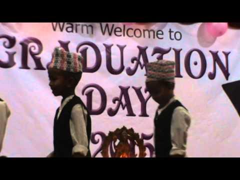Kathmandu Model Pre-Primary Level Graduation Ceremony 2015 (2)