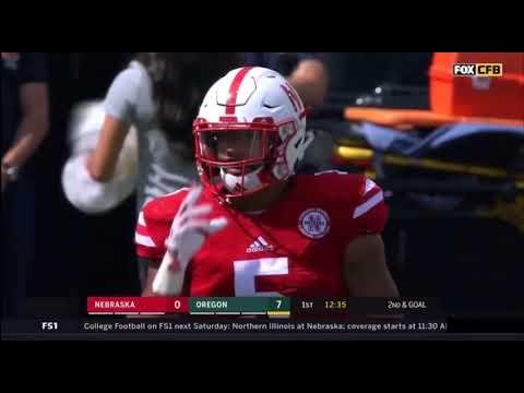 2017 (2) -  Nebraska at Oregon