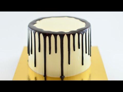 Как собрать и украсить торт