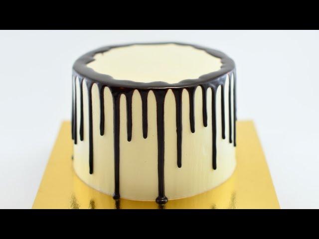 Изображение Как собрать и украсить торт
