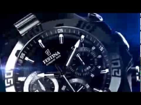 Calame les montres TV Festina Tour de France 2013
