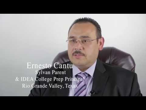 Sylvan Testimonials: Ernesto Cantu
