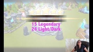 BIRTHDAY SUMMONS (15 LEGENDARY + 24 LIGHT/DARK)