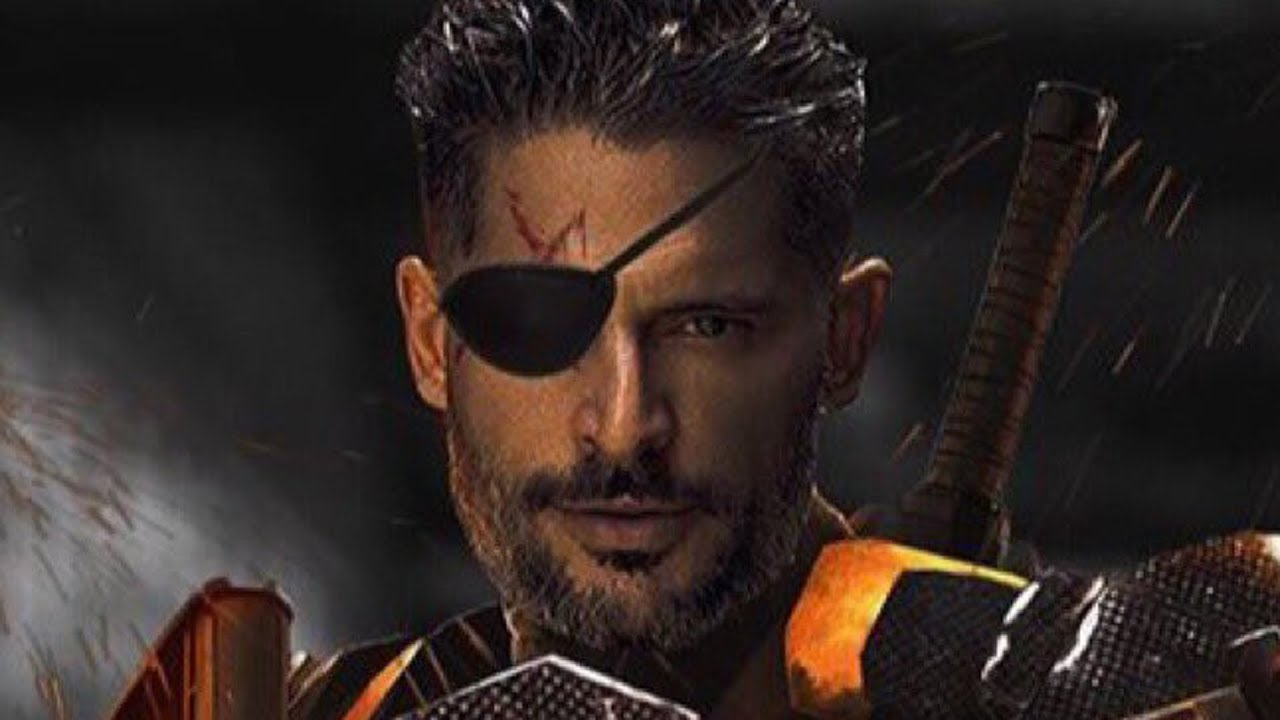 why deathstroke from justice league looks so familiar youtube