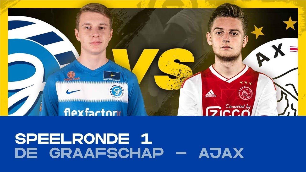 Speelronde 1: De Graafschap - Ajax - YouTube