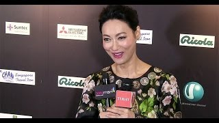 Gambar cover Kara Hui backstage interview, Star Awards 20