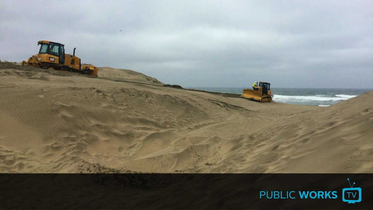 Why we move 8000 cubic yards of sand every year - EP. 0030