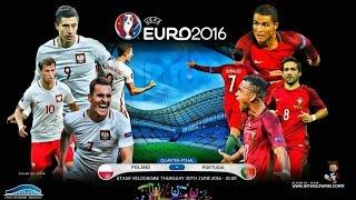 ПОЛЬША - ПОРТУГАЛИЯ 1/4 финала ЕВРО-2016 I Fifa Прогноз