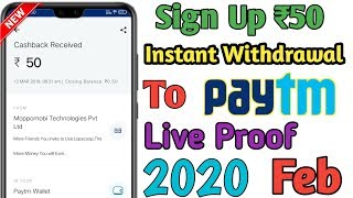 Earn Instant Paytm Cash    Sign up 50₹    Instant WithdraWal    Easy to earn