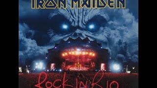 Iron Maiden -  Run To The Hills Live (Rock In Rio 2001)
