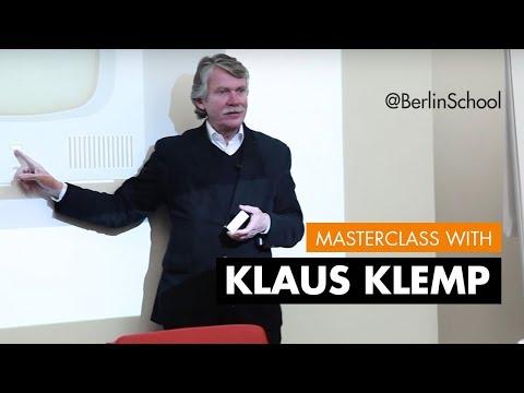 Klaus Klemp Master Class