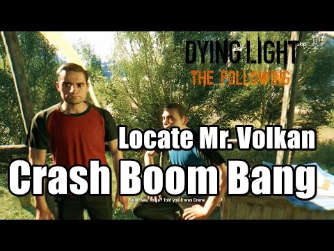 how to kill the demolisher dying light the following