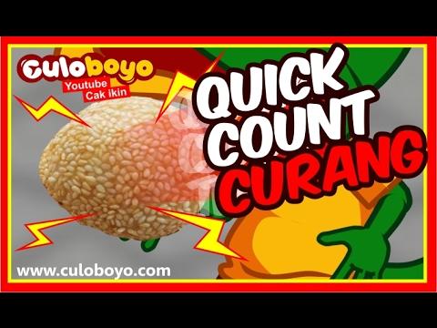 Culoboyo Kecurangan Quick Count Hitung Cepat Di TPS PILKADA | Kartun Lucu