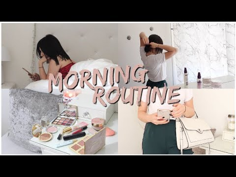 My Morning Routine 🖤