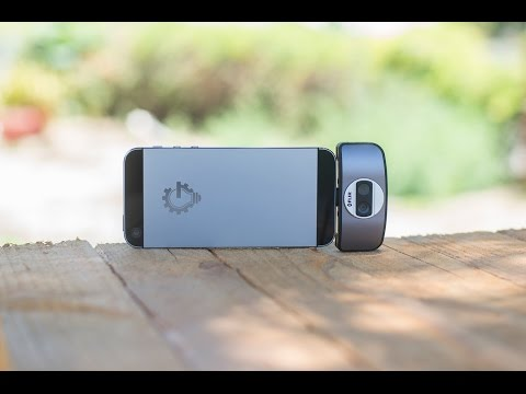 Second Generation FLIR One for iOS and Android
