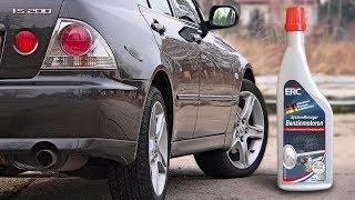 ERC System Reiniger Benzinmotoren - Test spalania Lexus IS 200