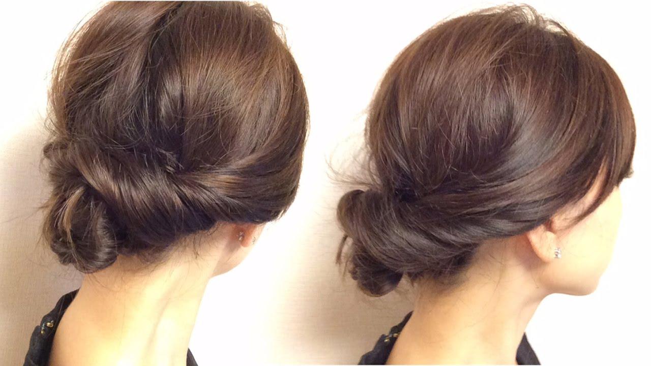 簡単 ヘアアレンジ パーティー - 結婚式にお呼ばれした時の髪型・ヘアアレンジ集【ロング