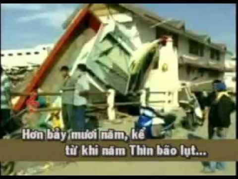 Khánh Hội Quê Tôi ( Cơn  Bảo Số 5 ) 03/10/1997