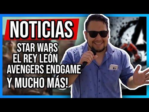 Star Wars, El Rey León, Avengers Endgame Y Mucho más!!!
