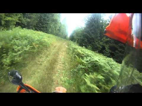 50 ORV Trail Baraga UP of MI CannonTrek 2014