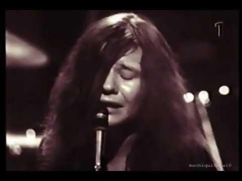 Janis Joplin - Work me Lord  in Stockholm 1969