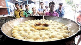 CRISPY Bengali INDIAN Street Food BREAKFAST Tour of Little Rajasthan | Kolkata, India