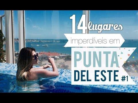 14 LUGARES EM PUNTA DEL ESTE [PARTE 1] - ENJOY CONRAD, PRAIAS E MAIS