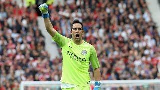 Лучшие сэйвы Клаудио Браво в «Манчестер Сити»