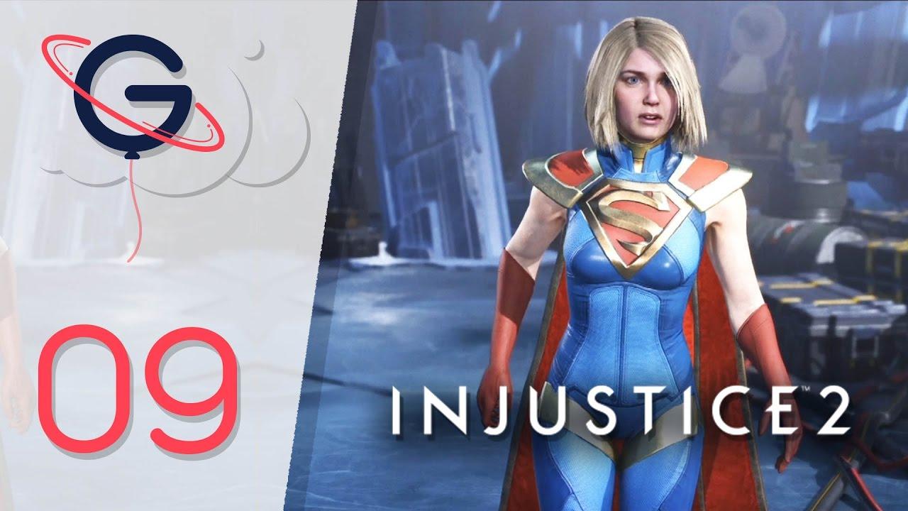 Download INJUSTICE 2 FR #9 : Le dernier espoir de Krypton - SUPERGIRL