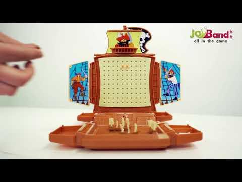 Детская настольная игра «Морской бой»