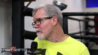 "Freddie Roach ""Kovalev is too big & too strong for Andre Ward"" Suggests Pascal may have to retire"