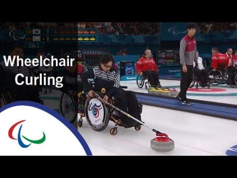 Korea v NPA | Round Robin | Wheelchair curling | PyeongChang2018 Paralympic Winter Games